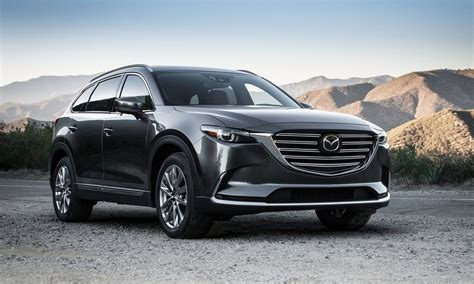 mazda suv range mazda cx 9 revealed as range topping suv car magazine