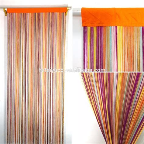 fly screen curtain rainbow colorful string door curtain fly screen buy