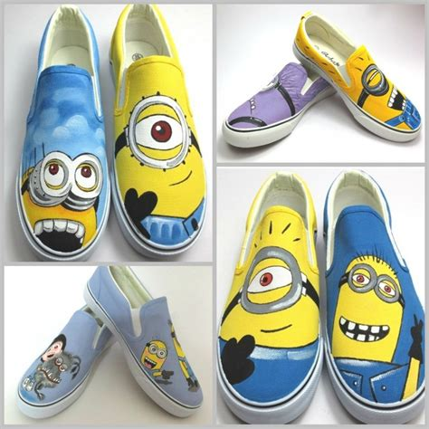 minion shoes for shoe shoes baby picture more detailed picture about
