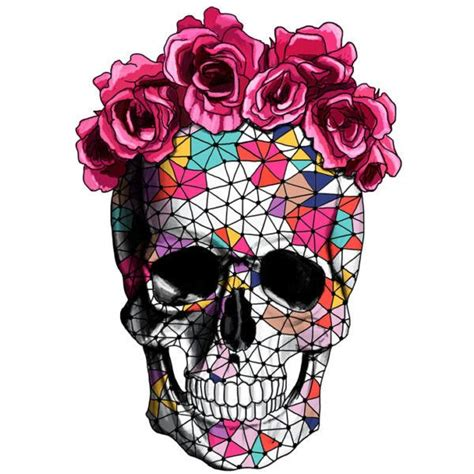 awesome flowery crown u0026 skull collection of 25 crown skull and flower designs