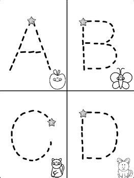 abc see hear do coloring book books 25 best ideas about letter tracing on letter