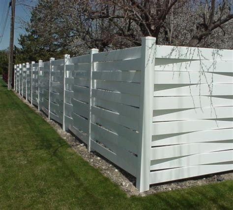 america s backyard fence basket weave the american fence company