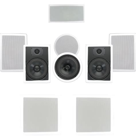 theater solutions tscst87 in wall ceiling 1700w home