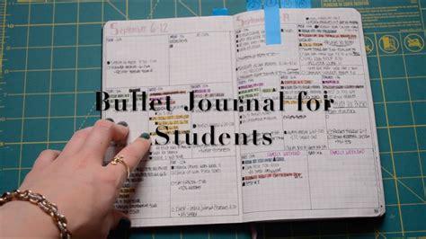 bullet journaling for students a bullet journal for students krutsicklass