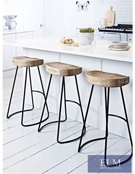 Stylish Bar Stools Uk by Best 25 Rustic Bar Stools Ideas On Bar Stools