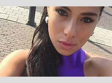 (Image) NOOO! Ex Chelsea Star's Hot WAG Yasmin Verheijen ... Tottenham Shirts