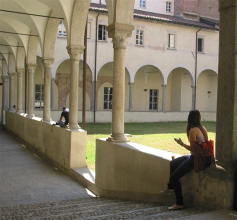 palazzo san tommaso pavia biblioteca di studi umanistici francesco petrarca