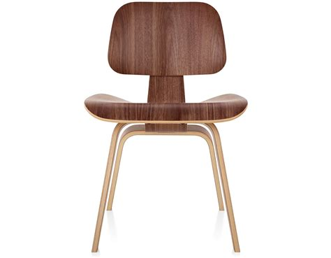 eames 174 molded plywood dining chair dcw hivemodern