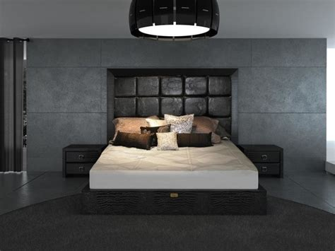 armani bedrooms glam black giorgio armani xavira collection bed for a