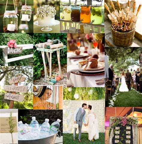 Backyard Wedding Themes by Backyard Wedding Ideas 99 Wedding Ideas