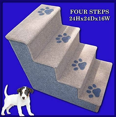 pet steps for tall beds 1000 ideas about pet stairs on pinterest dog stairs