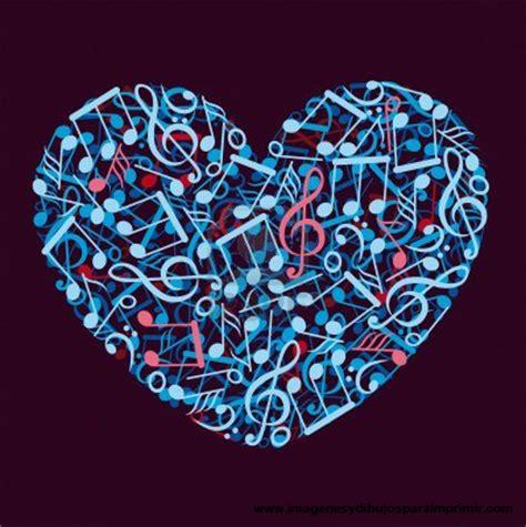 Imagenes De Notas Musicales En Forma De Corazon | imagenes de musica