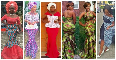 nigerian ankara skirt and blouse styles 20 ankara skirt and blouse styles you should try
