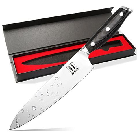 allezola professional chef s knife 7 5 inch german high