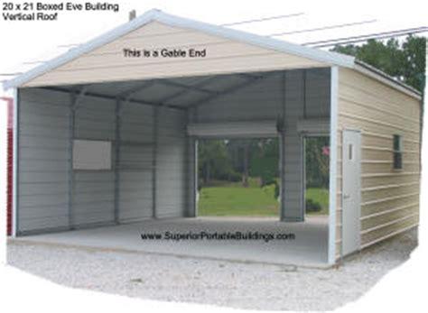 Carport Garage For Sale S B C Metal Garages 1 866 943 2264
