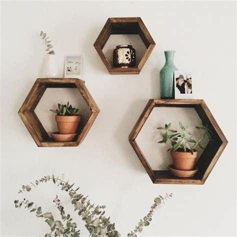 threshold hexagon wall cube set of 3 graywash target