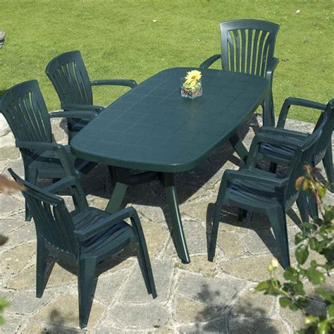 Green Plastic Patio Table Plastic Garden Table Green Plastic Garden Table Starrkingschool Outdoorlivingdecor