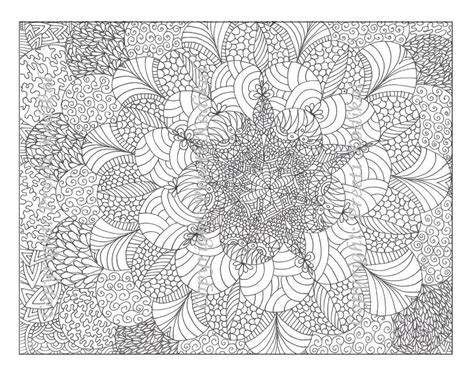 complicated geometric coloring pages best complicated printable coloring sheets detailed