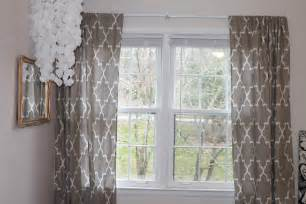 White And Beige Curtains Just For Me And You S Curtains Big Room