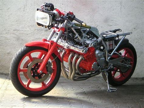 Motorrad 6 Zylinder Honda by 6 Zylinder Motorrad Honda Motorrad Bild Idee