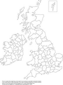 Britain Counties Outline Map printable blank uk united kingdom outline maps royalty free