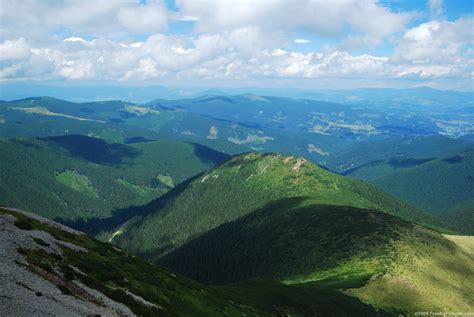 Landscape Mountains Mountain Landscape