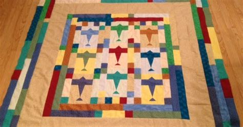 Capistrano Quilt Pattern by Ruby Embroidery And Quilting Planes Pattern By Marsha