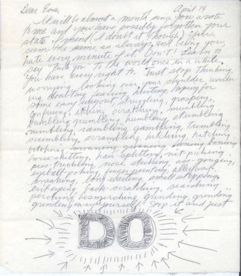 Letters Of Note letters of note do