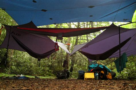 How To Put Up An Eno Hammock tents what are the downsides to sleeping in a hammock on a multi day hike the great