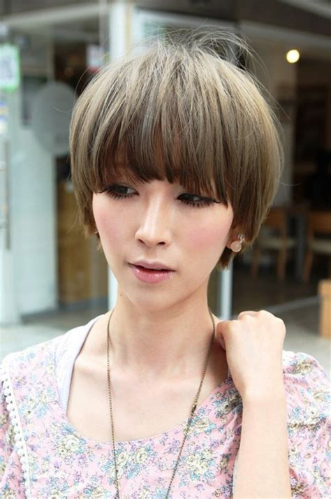 japanese middle age hairstyles cool short asian haircut behairstyles com