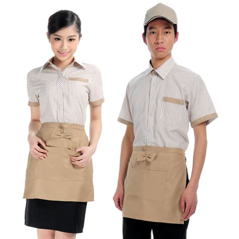 design your own cafe uniform restaurant uniform google 搜索 3snails pinterest