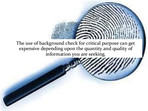 Free Background Check Service What Is The Purpose Of A Background Check Background Ideas