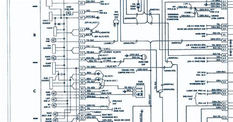 1987 toyota electrical wiring diagram get free