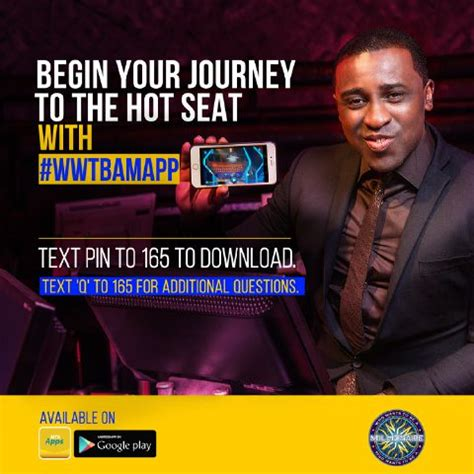 Apps You Can Win Money - mtn who wants to be a millionaire free app launched you can now win money online