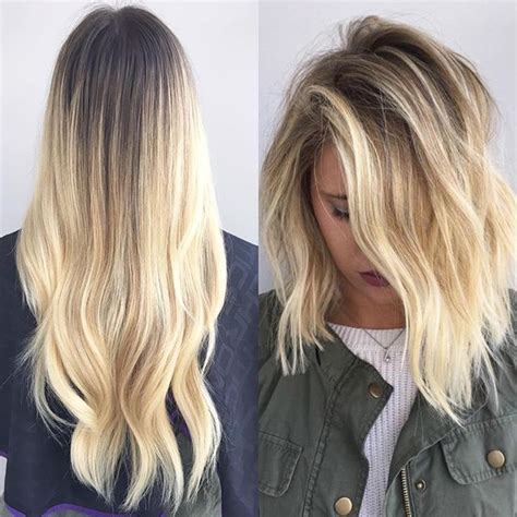 45 gorgeous celebrity lob and long bob haircuts to inspire 17 best ideas about blonde lob on pinterest medium