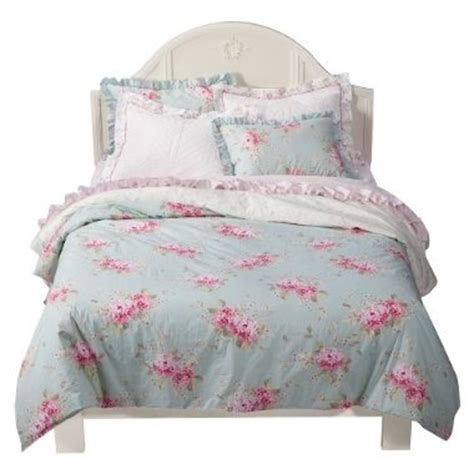 target shabby chic bedding shabby chic for target bedding maddy s big girl bed