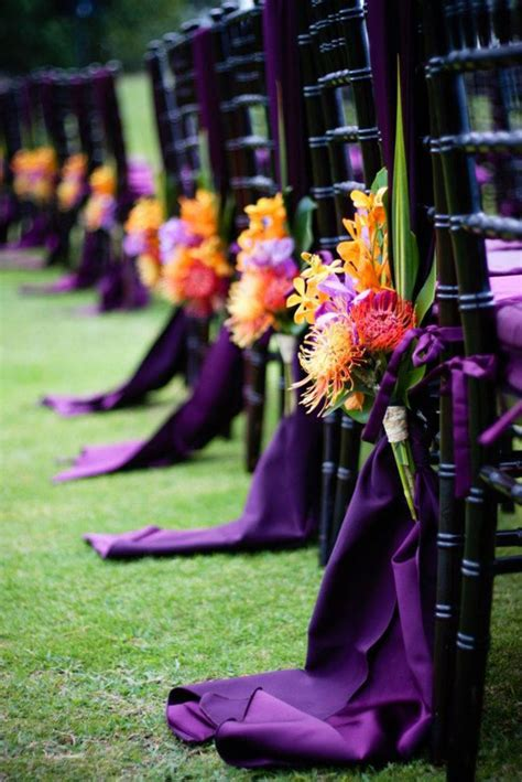 purple wedding ideas   km