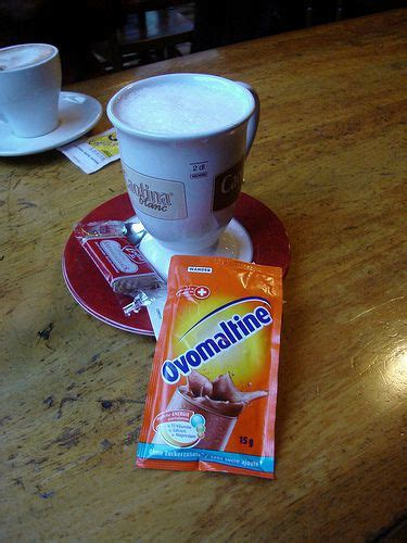 ovomaltine swiss drink