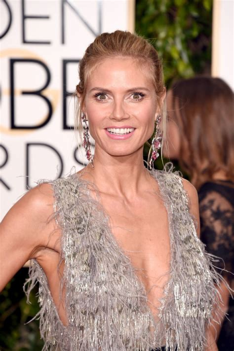 Photos Of Heidi Klum by Heidi Klum 2016 Golden Globe Awards In Beverly