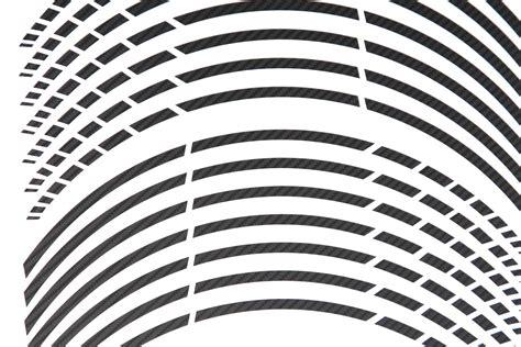 Felgenrandaufkleber Carbon by Gp 20 Quot Felgenaufkleber In Der Farbe Carbon Schwarz