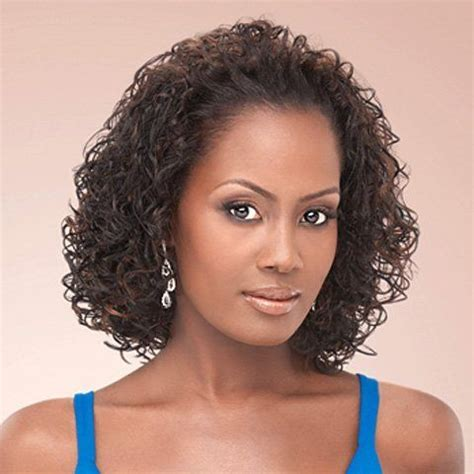 fake hair styles colors quick weave and short curly styles on pinterest