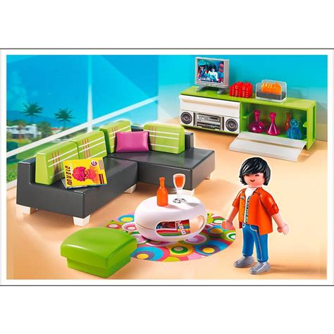 playmobil wohnzimmer 5584 playmobil 5584 wohnzimmer