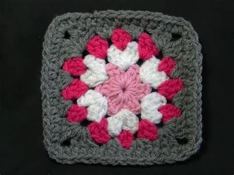 youtube tutorial crochet granny square not so square granny crochet tutorial youtube
