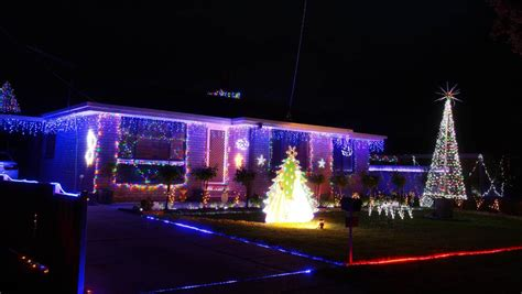 wagga christmas lights 2016 photos map the daily