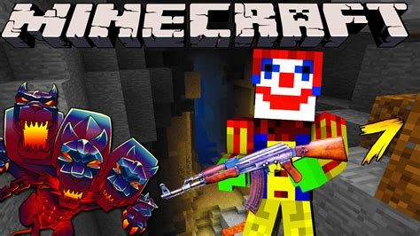 mod game killer minecraft mods monstercraft ep 7 clown attack