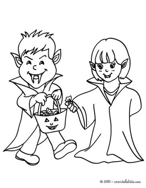 vampires coloring pages hellokids.com