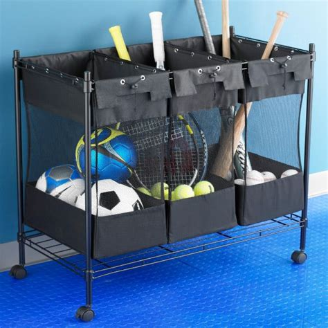 Garage Organization Sports Equipment How To Win At The Organization Coldwell Banker Blue