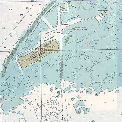 nautical maps nationmaster maps of johnston atoll 4 in total