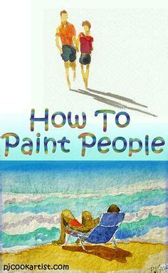 learn to paint people 184994394x 17 best images about art on watercolors how to paint and easy to draw