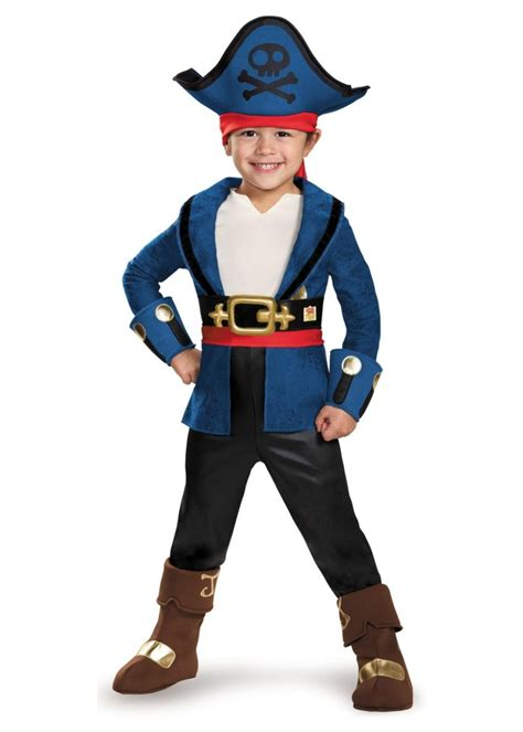 jake the costume jake and the neverland captain jake toddler boys costume